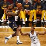 Nets hang tight in playoff race with 106-98 win vs. LeBron James, Cleveland ...