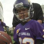 ECU Notebook - Carden takes on role as leader