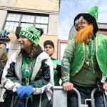 South Boston is a sea of green for St. Patrick's Day parade