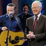 How David Letterman Built a Late-Night Haven for Country Music