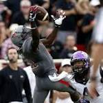 Thursday college football scores: Texas Tech outfoxes TCU