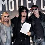 Rockers Motley Crue to call it quits after final tour