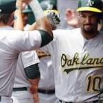Game #62: A's Bats Bully Reds in 6-1 Win!