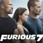 FURIOUS 7 Kicks Off Campaign