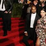North West, Kim Kardashian and Kanye West's child, joins unorthodox celebrity ...