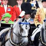 Celebrating Queen Elizabeth II's 90th (again), a nation picnics in the rain