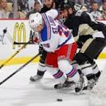 Game 7: Rangers at Penguins tonight (7 pm) ... pre-game notes