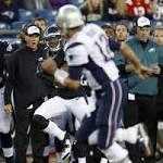 Mistakes highlight Eagles' preseason loss to Patriots