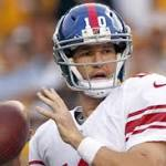Giants vs. Steelers final score: Eli Manning throws touchdown pass in 18-13 ...