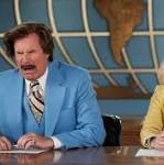 Review: 'Anchorman 2,' bloated but still funny