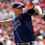 Rays' Alex Cobb lands on disabled list with strained oblique muscle