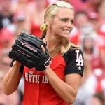 Jennie Finch Will Be The First Woman To Manage A Pro Baseball Team
