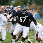 What to make of Bears offensive line changes