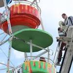 3 Girls Injured After Falling From Ferris Wheel At Tennessee Fair