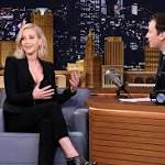 Jennifer Lawrence Shares Two Most Embarrassing Stories Ever on The Tonight ...
