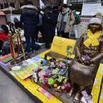 Can Japan and Korea 'resolve' the question of Japan's Korean sex slaves during ...