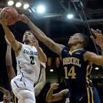 Scott leads Colorado to 65-48 win over Drexel