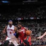 Miami Heat cruises behind LeBron James' triple-double