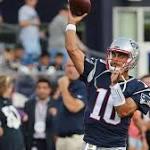 Patriots Live Blog: Pats Beat Saints 34-22 In Preseason Opener