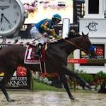 'Pharoah' is impressive in Preakness, but he left room for doubt at Belmont