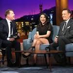 Baby Talk, Celeb Cameos, & the Ultimate Tom Hanks Tribute: James Corden ...