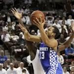 Kentucky survives roller-coaster ride