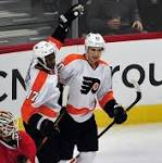 Flyers climb into playoff spot with win over Blackhawks: 4 things to know