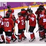 Canada gets the message, dumps US in men's hockey semifinal
