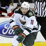 Wild notes: Devils fans have little love for Parise