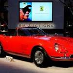 Late NC Businessman's Ferrari Auctioned for $27M