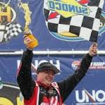 Cole Custer triumphs at New Hampshire for Truck victory