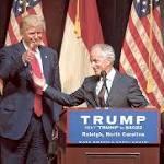 As Trump vets Corker as running mate, he may see similarities