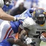 Driskel, Brown help No. 10 Florida cruise past Toledo