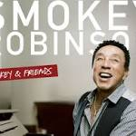On new album, Smokey Robinson's 'Friends' join in