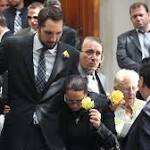 Gia Allemand Laid To Rest at NYC Funeral