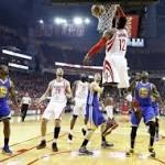 Harden's winner worth celebrating amid Rockets' whirlwind season