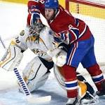 Predators, Canadiens strive for strong finishes