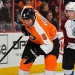 Ex-Flyers star Danny Briere remains positive while going through rough times ...