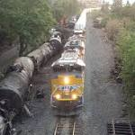The Latest: Union Pacific touts safety of fastening system