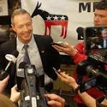 Former Maryland governor Martin O'Malley calls on Kansas Democrats to fight ...