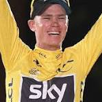Froome Rides to Tour de France Win From Potholed African Road