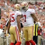 49ers avoid letdown, dismiss Buccaneers, 33-14