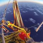 Crossing Pacific, Balloonists Unofficially Set New Records