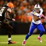 Tashard Choice released by Buffalo Bills