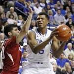 Kentucky loses to Arkansas again, 71-67 in OT