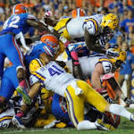 LSU escapes with 30-27 victory at Florida