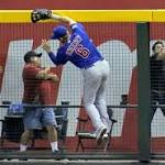 Diamondbacks foil Cubs in 5-4 win