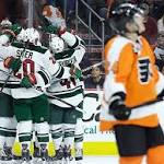 'Tough way to lose' for Flyers
