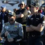 Topic of splitting up Jimmie Johnson and Chad Knaus came up at HMS this season