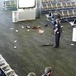 Deadly rampage creates chaos at LAX